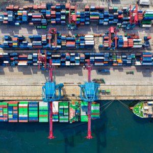 Preprava tovaru do Číny