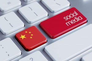 Čínske sociálne siete